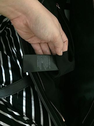 diğer Beden Calvin Klein Siyah Kol Çantası