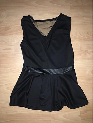 s Beden Siyah bluz