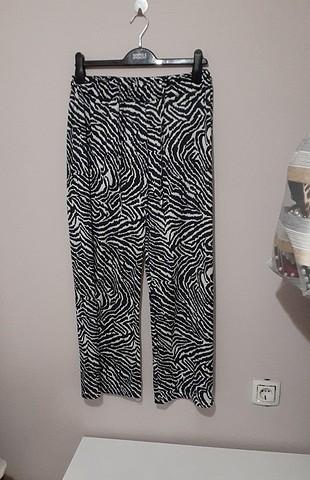 zebra desen pantolon