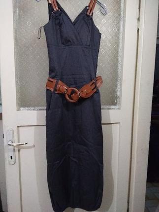 kemerlı elbise