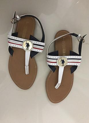 Polo sandalet