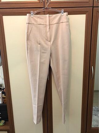 Kumaş pantolon ten rengi butik ürünü bedenime uymadığı için koyd