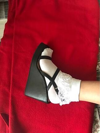 38 Beden lolita ayakkabı