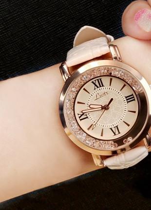 Beyaz Şık İthal Bayan Saat