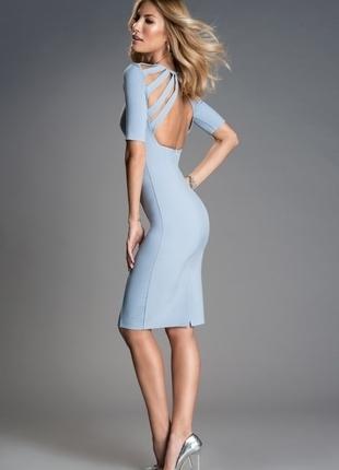 dfe02d5279cc8 Bebek Mavi Elbise-36 Beden, Fiyat 50 Tl Dir. Milla Kalem Elbise %49 ...