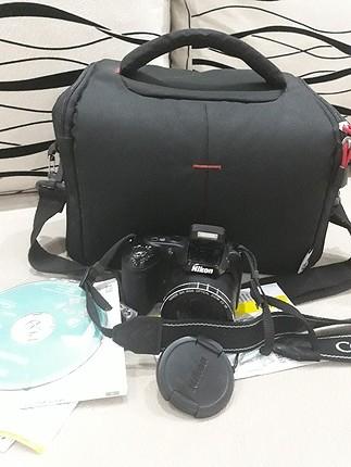 nikon coolpix L330 fotograf makinesi