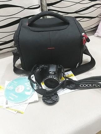 universal Beden nikon coolpix L330 fotograf makinesi