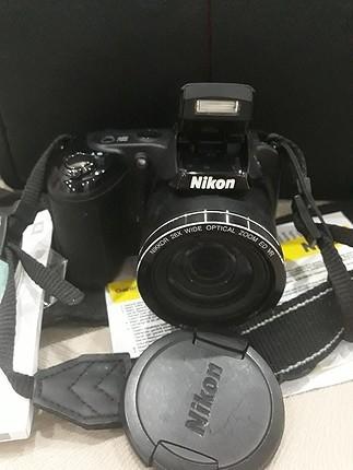 universal Beden siyah Renk nikon coolpix L330 fotograf makinesi