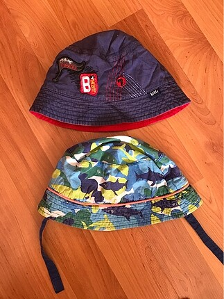 Çocuk şapka kasket