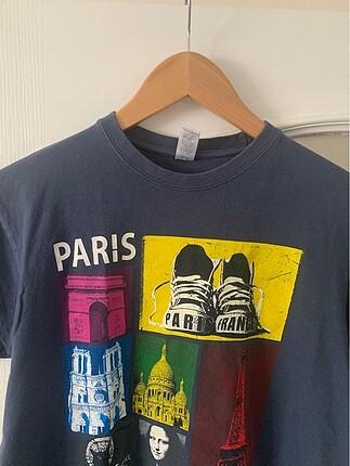 s Beden Paris tişört