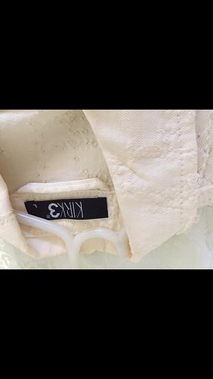 Tasarımcı Kot ceket yelek