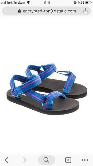 Penti sandalet
