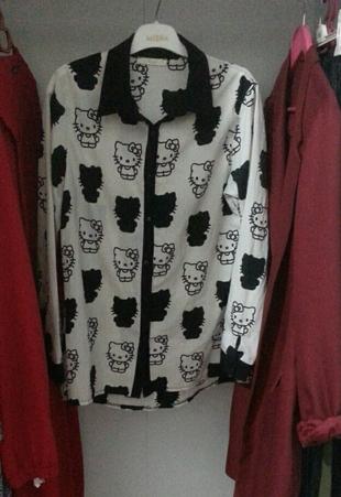 hello kitty gömlek