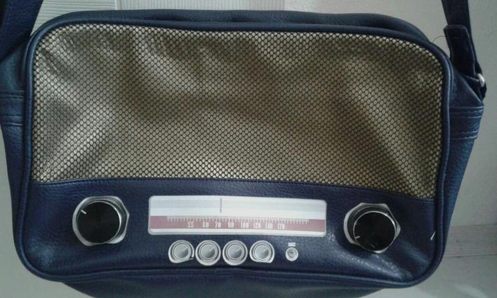 radyo çanta