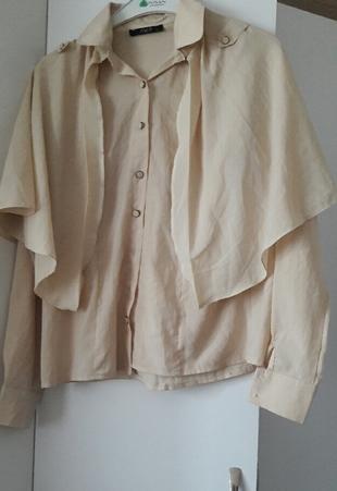 pelerinli gömlek