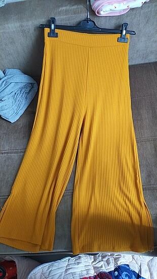 Sarı pantolon