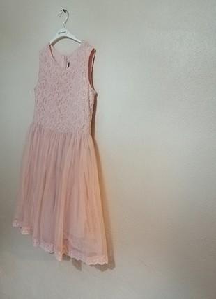 11-12 yaş çocuk elbise