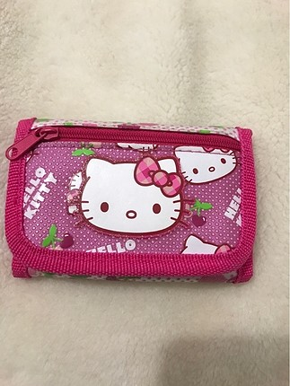 Hello kitty orijinal lisanslı cüzdan