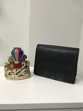 Beden siyah Renk Omuz askılı trend çanta