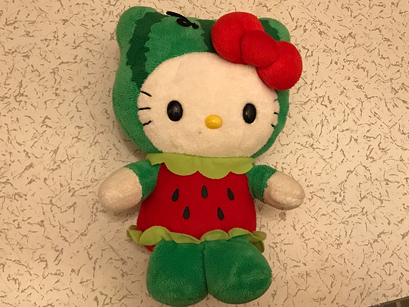 Hello Kitty Peluş
