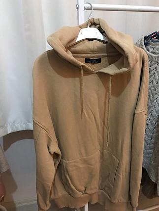 Bershka hoodie model sweat