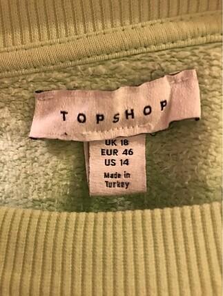 oversize top shop sweat