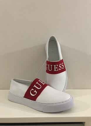 Guess beyaz ayakkabı