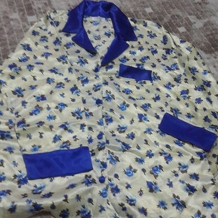 saten pijama takımı