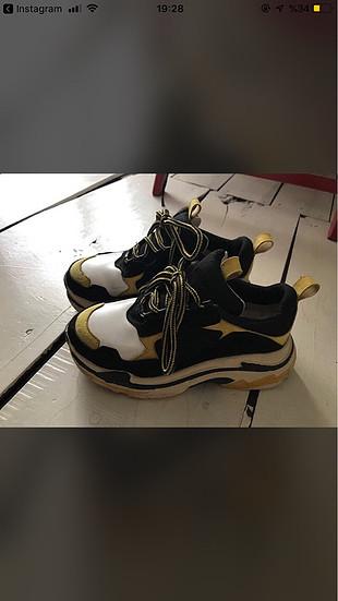 36 Beden Spor ayakkabı