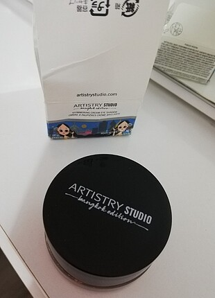 Amway artıstry studio göz farı