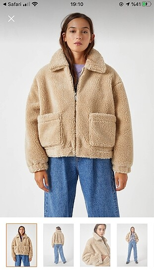 Pull and bear yün mont