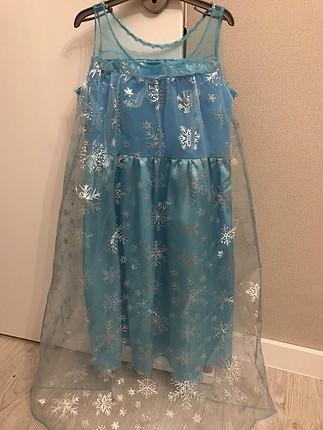 Elsa kostüm 6yaş