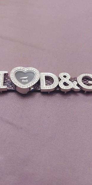 D&G orjinal saat