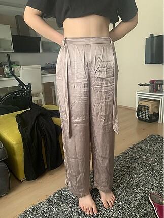 TrendyolMilla Saten Pudra Pantalon