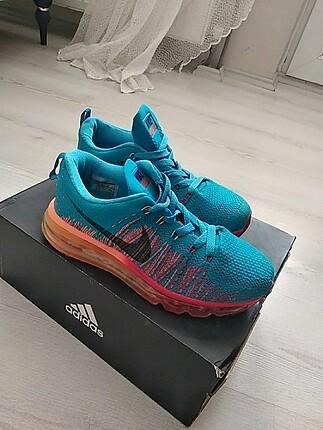 Nike mavi ayakkabı