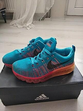 37 Beden mavi Renk Nike mavi ayakkabı