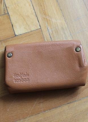 Vintage Love deri cüzdan