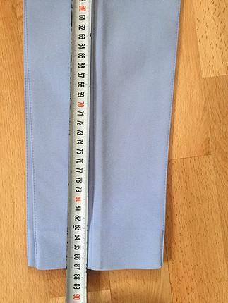 Mavi ipekyol pantolon