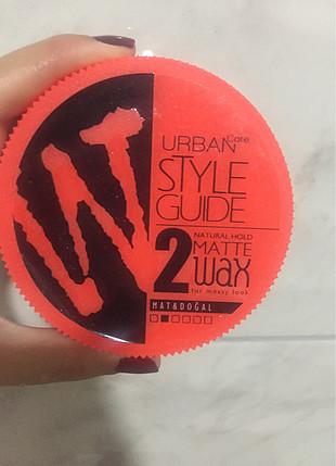 Urban care wax