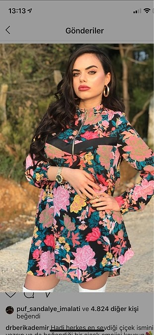 Yepyeni Zara elbise