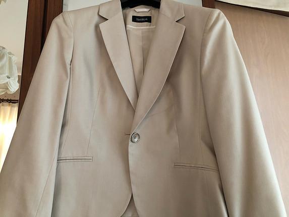 Pantolon ceket takım