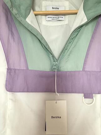 s Beden çeşitli Renk Kanguru cepli ceket (Bershka)