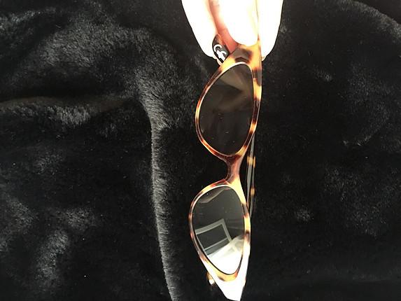 Bershka cat eye uv korumali gözlük