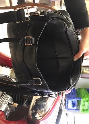 diğer Beden Siyah askılı çanta