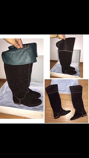 Orijinal tommy hilfiger çizme