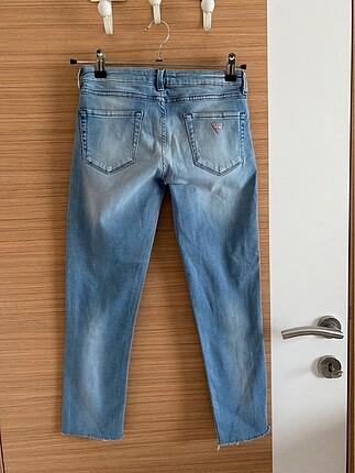 xs Beden mavi Renk Guess Jean