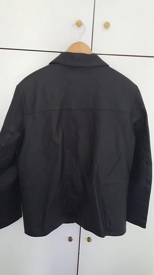 Diğer Vintage Deri Ceket ve Phılıps hoparlör.