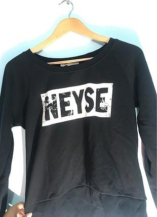 NEYSE sweatshirt