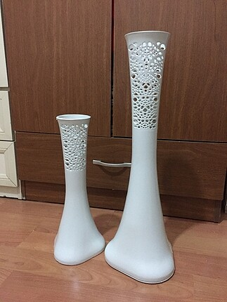 ???? Beyaz vazo
