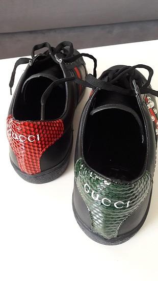 Gucci Gucci marka deri ayakkabı